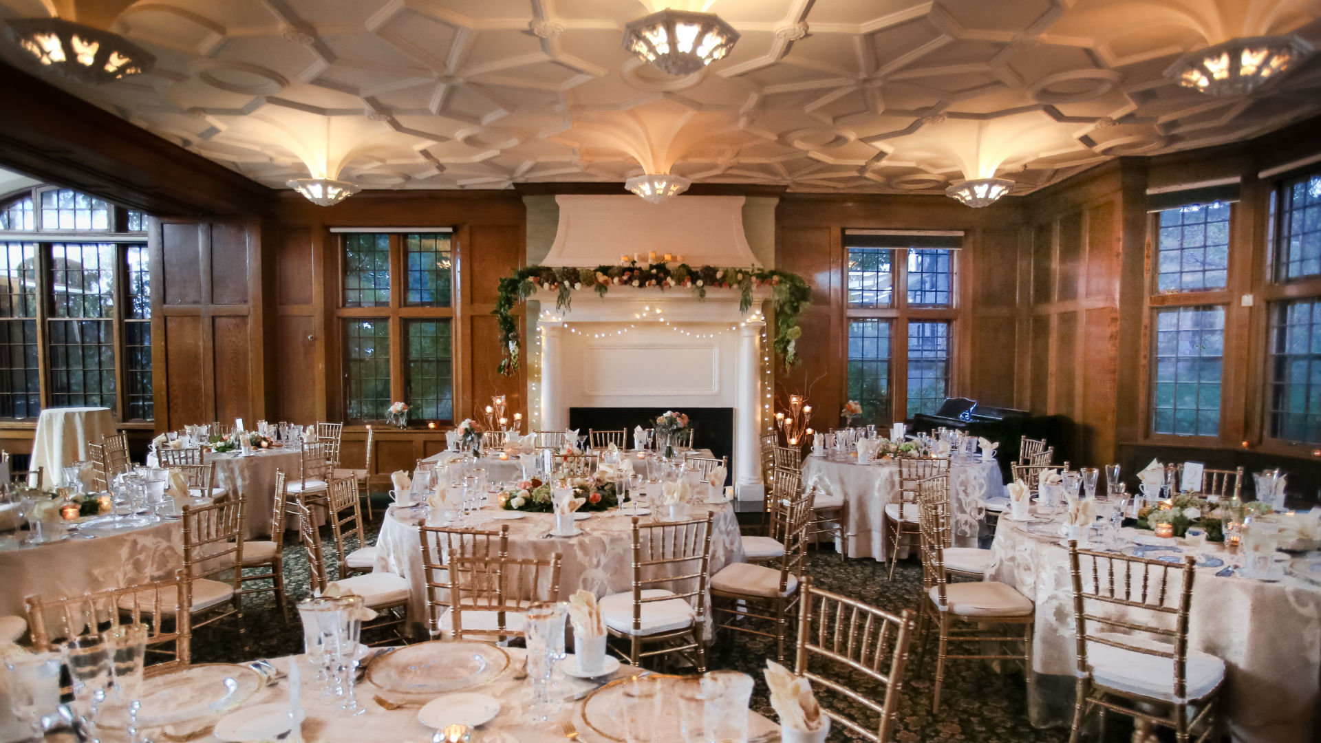 University Club of Saint Paul wedding