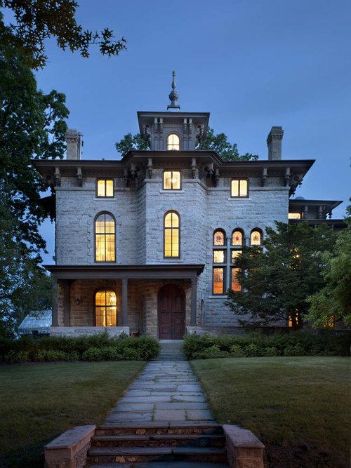 The Burbank Livingston-Griggs Mansion