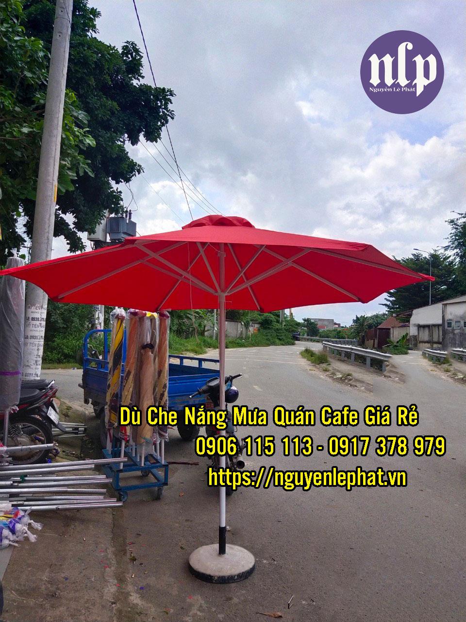 Cung Câp Dù Che Nắng Ngoài Trời Tại Biên Hòa Đồng Nai Giá Rẻ