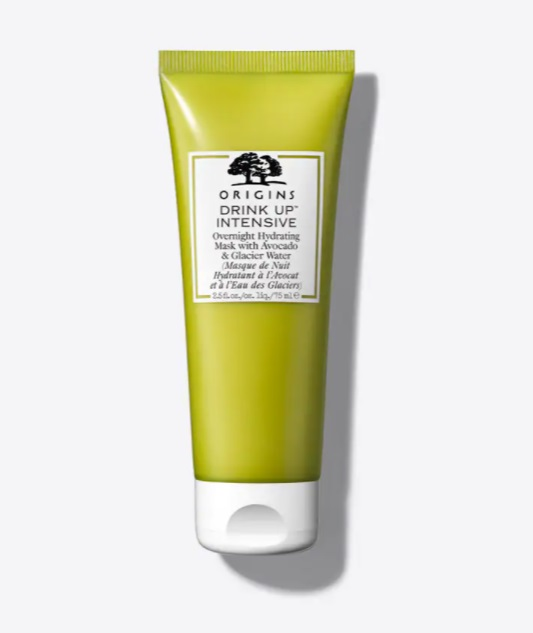 Origins Drink Up Intensive Overnight Hydrating Mask With Avocado & Glacier Water, RM126