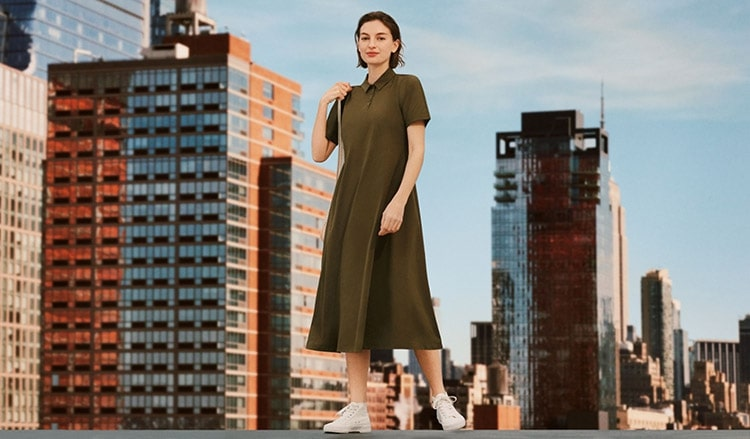 Uniqlo x Theory Collection