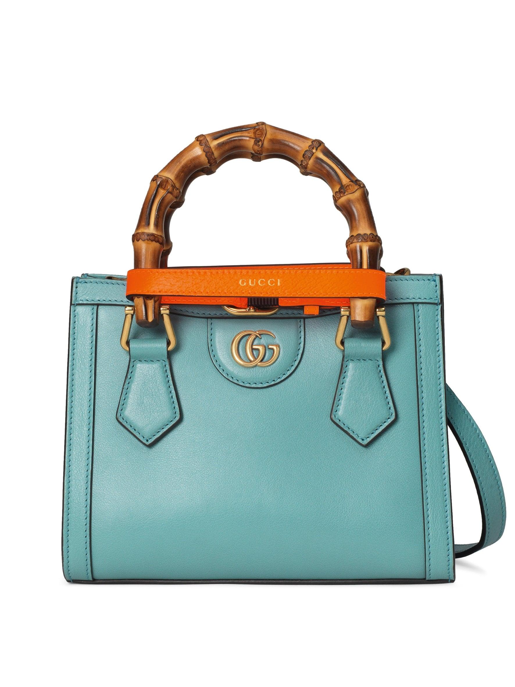 Gucci 'Diana' in poudre light blue
