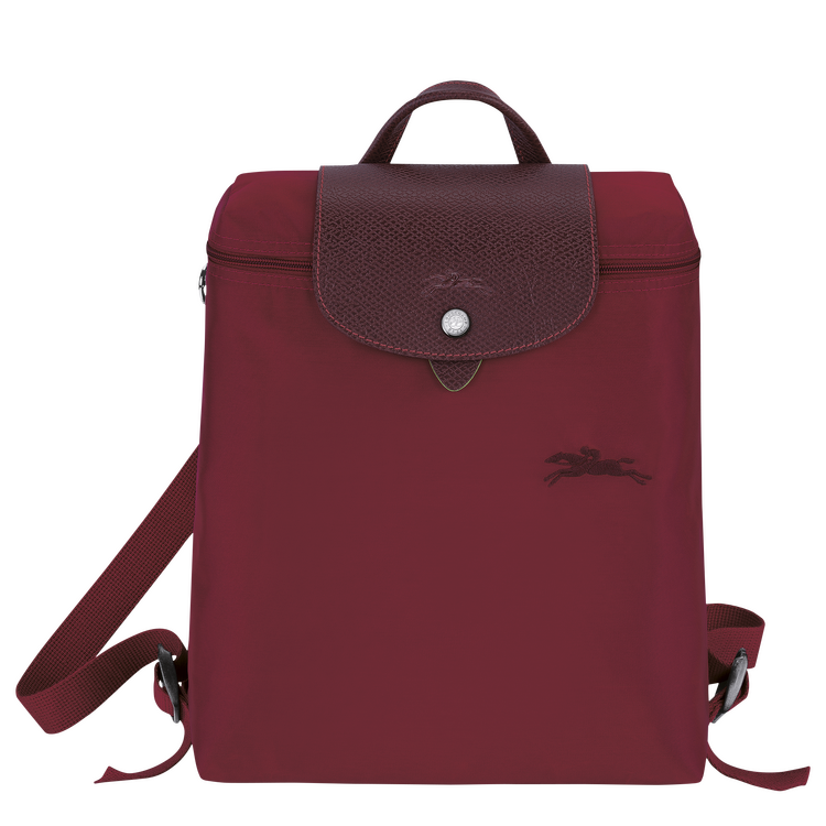 'LE PLIAGE®' GREEN BACKPACK IN RED, RM595