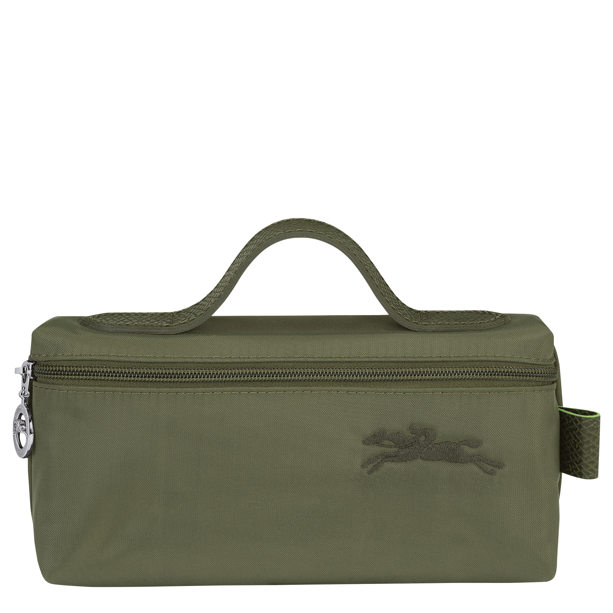 'LE PLIAGE®' GREEN POUCH IN FOREST, RM355