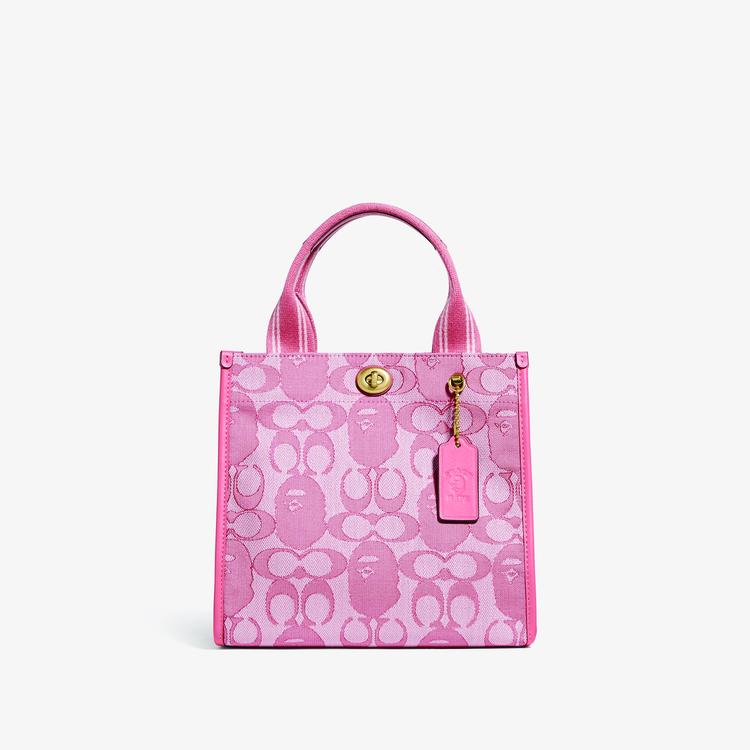 BAPE® X COACH 'TOTE 22' BAG, RM2,600