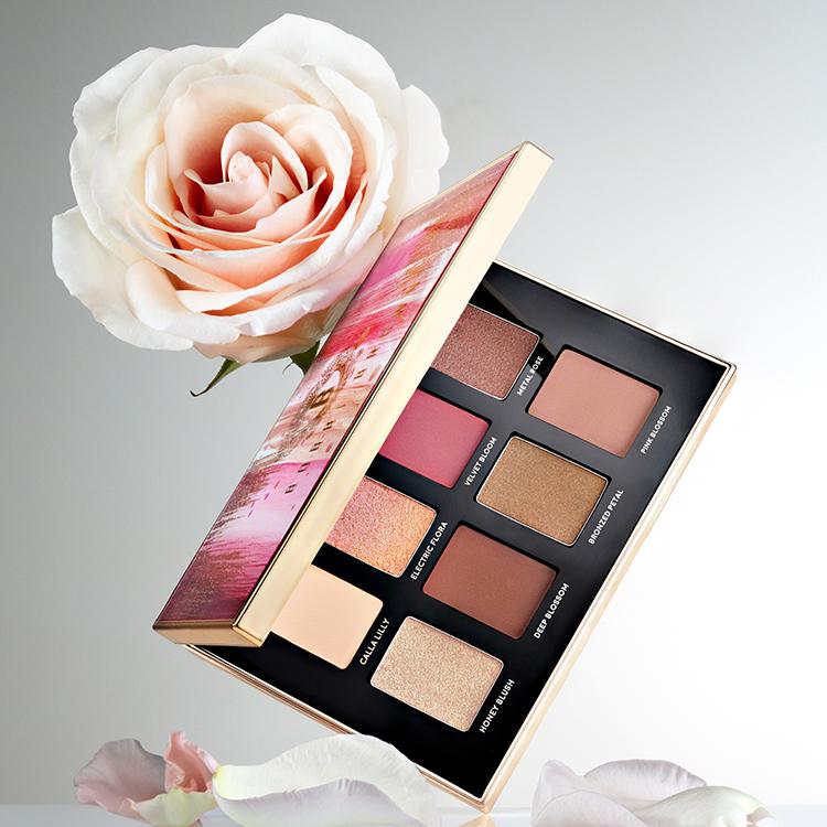 Bobbi Brown Luxe Metal Rose Eye Shadow Palette
