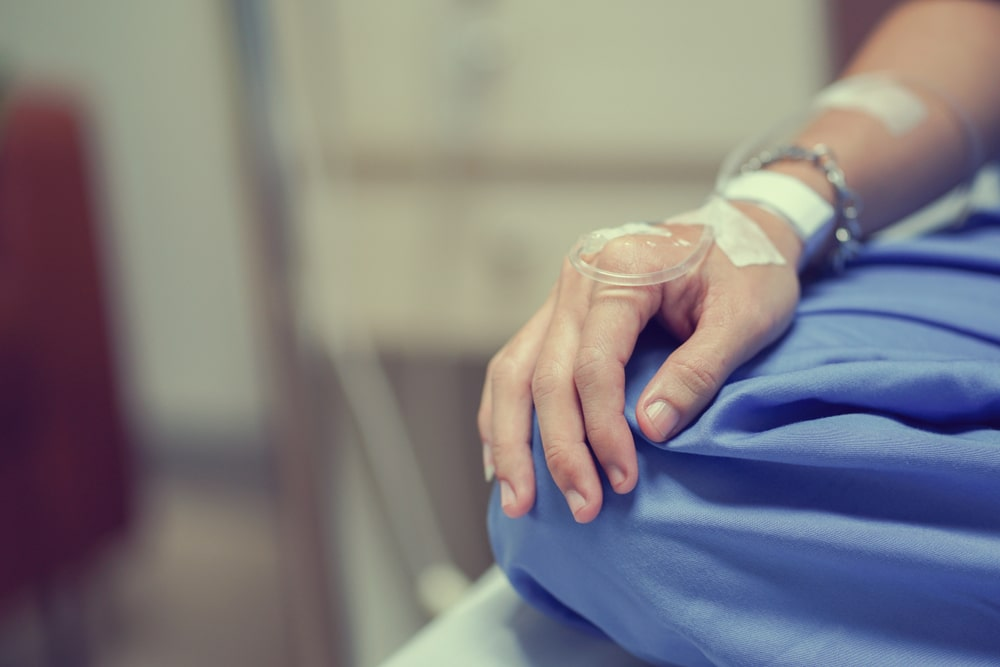 Chemotherapy Infusions at WBRH