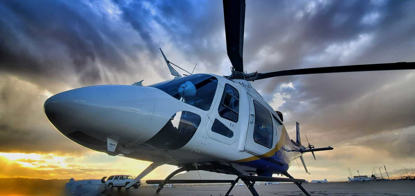 Air Medical Transportation Services Available