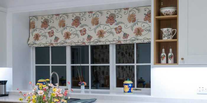 kitchen blind automatic