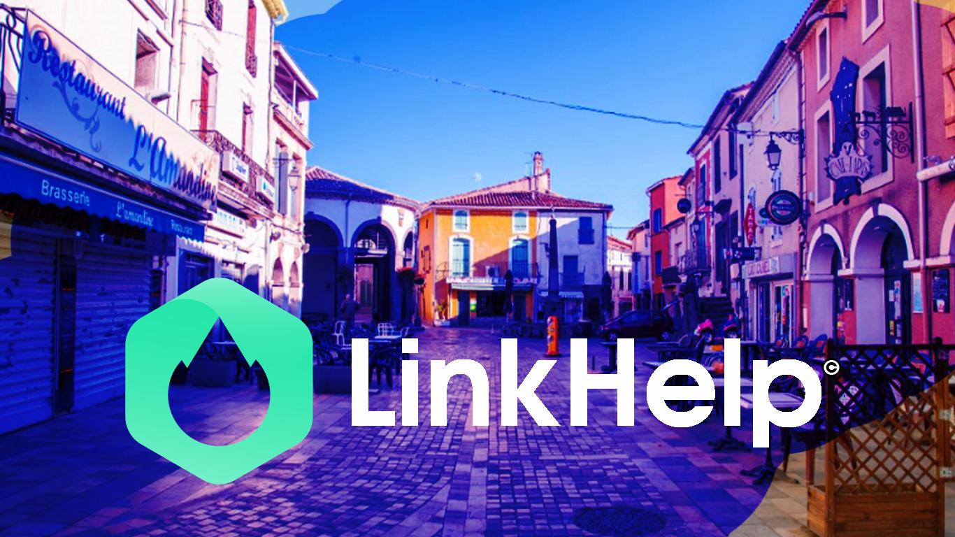 logo automation LinkHelp