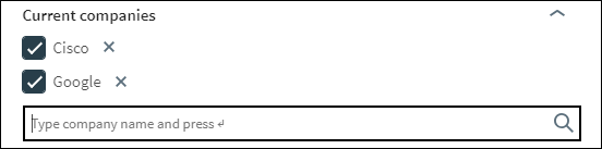 LinkHelp - Current & past companies