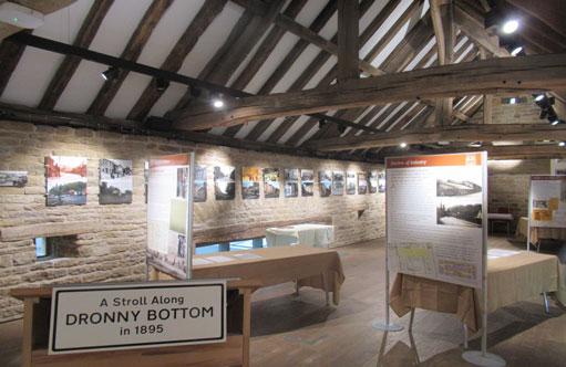 Dronnny Bottom Exhibit Dronfield Hall Barn