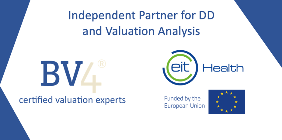 BV4 supports EIT Health for its 2022 Startup Amplifier Program