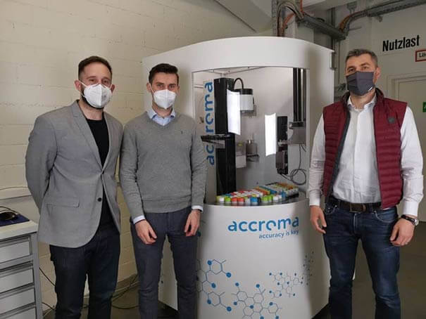 BV4 advises accroma labtec in its pre-Series A round