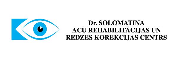 DR. Solomatina acu centrs