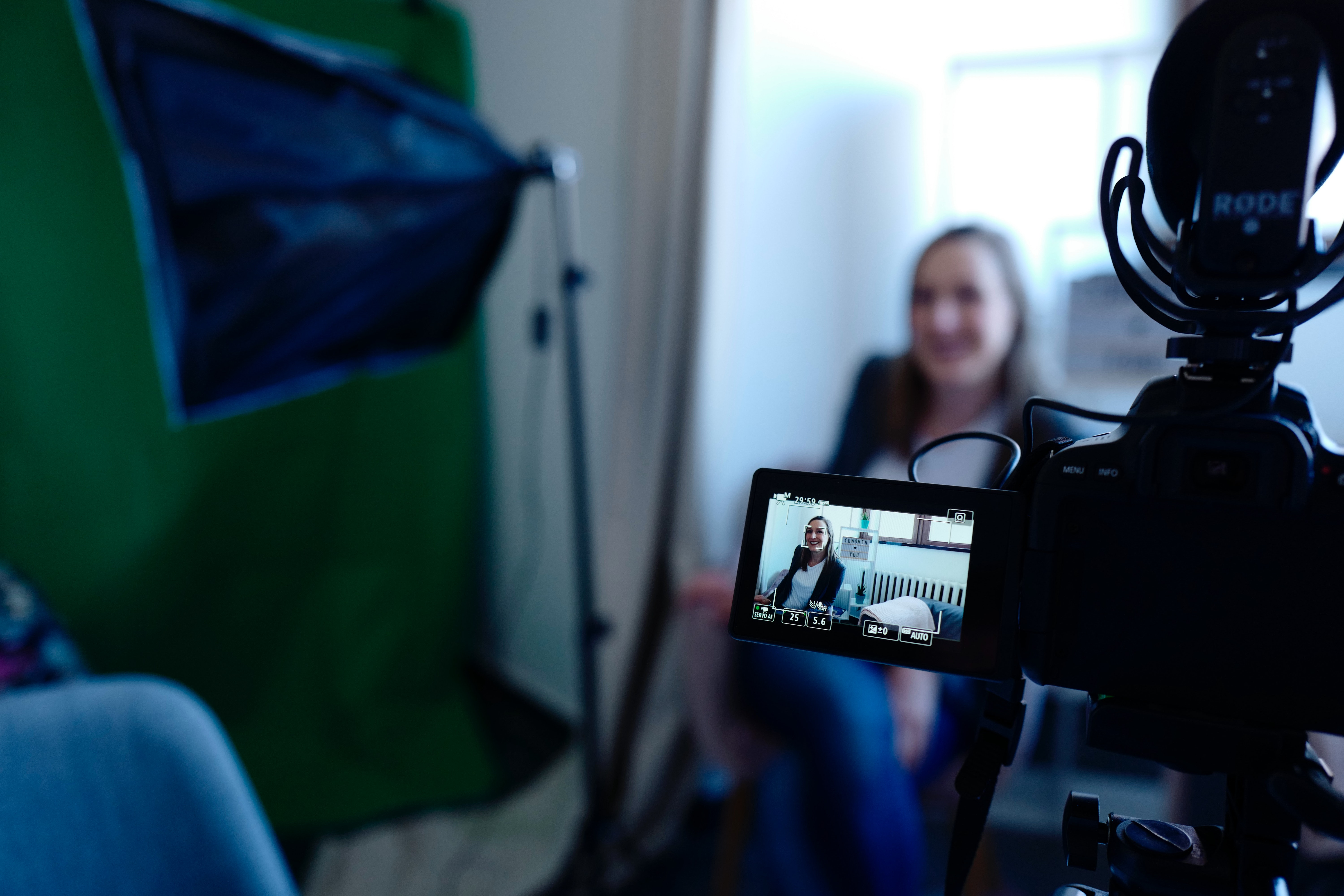 Topics for video podcasting