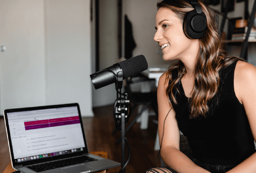 simple remote podcast setup