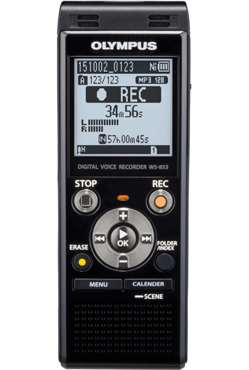 Olympus WS-853 Voice Recorder