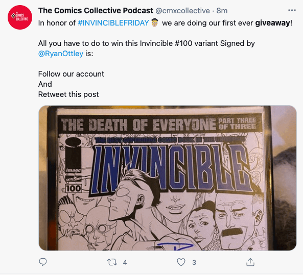 the comics collective podcast