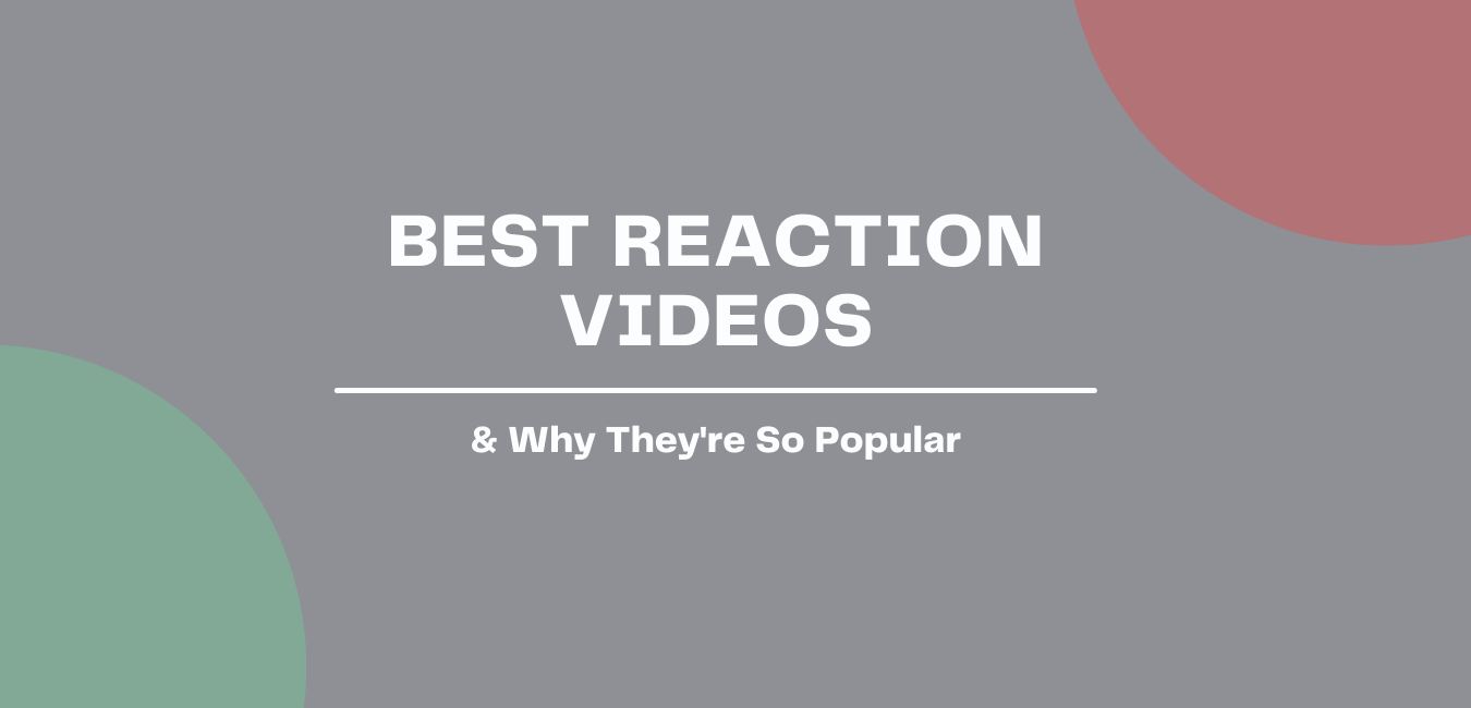 Best Reaction Videos - Cover image