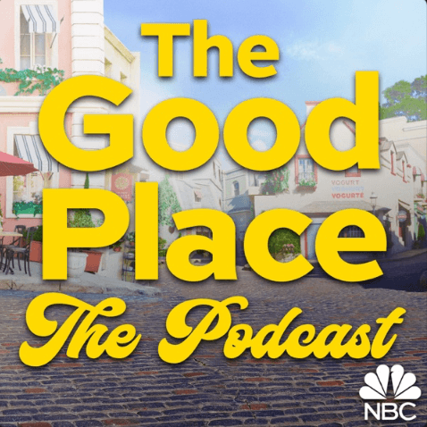 The Good Place The Podcast - cover art