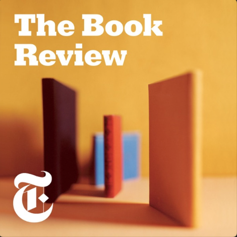 the book review podcast cover art
