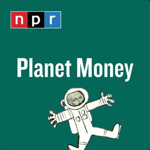 NPR planet money podcast cover art