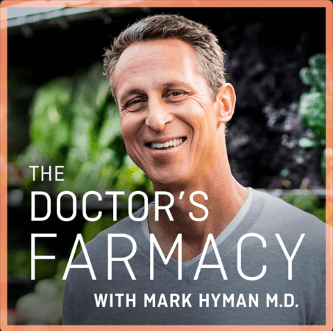 the doctor's farmacy - podcast cover art