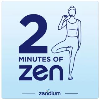 2 minutes of zen by Zendium