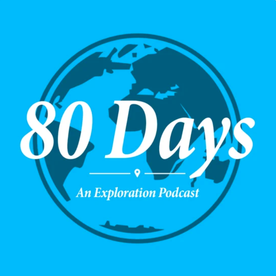 80 days podcast cover
