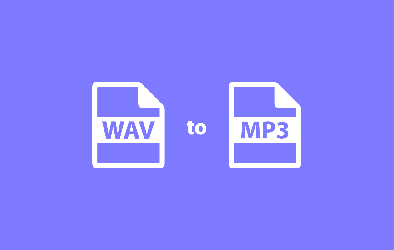 WAV vs Mp3 for podcasts - cover photo