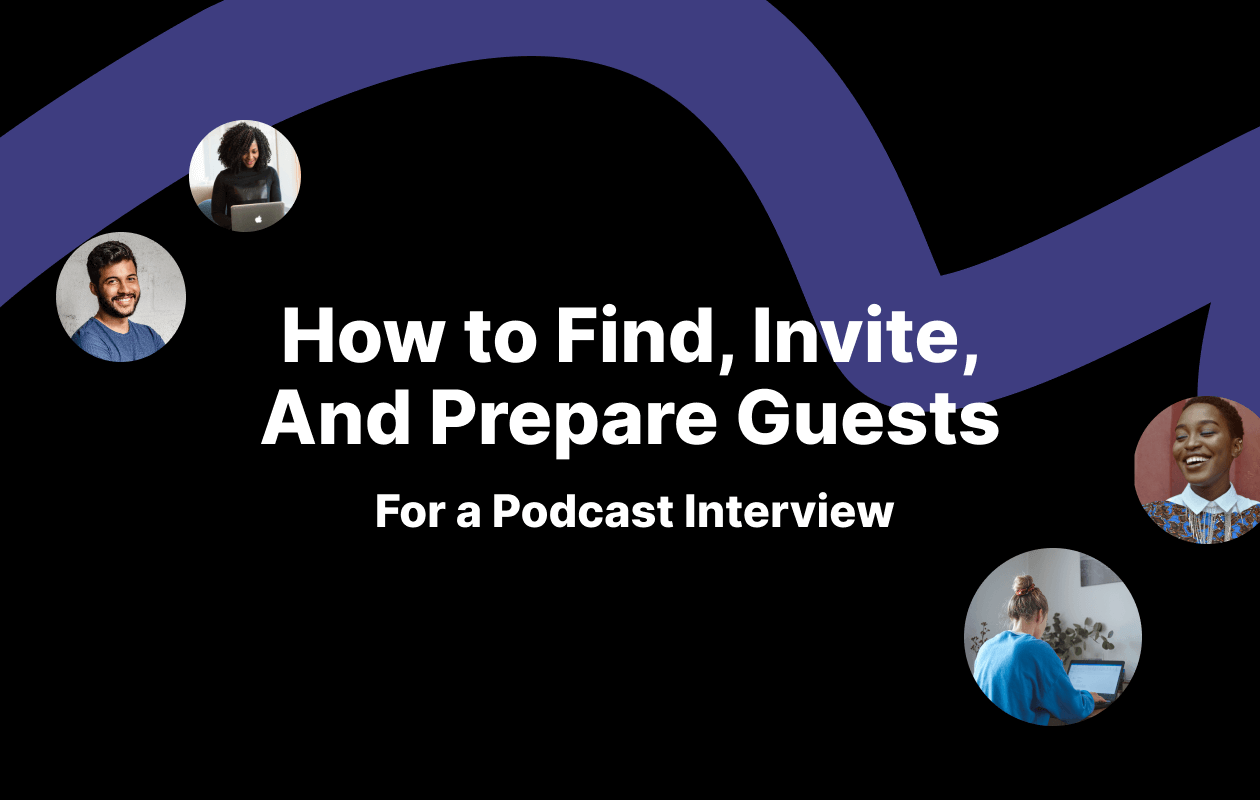 Nail your podcast interview preparation process