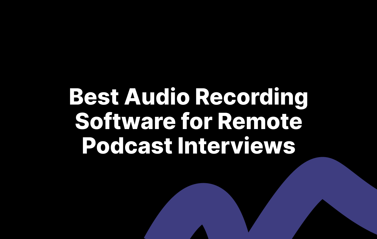 best audio recording software solutions