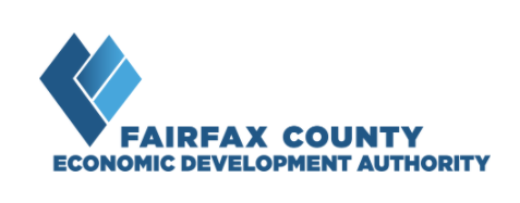 a photo of the Fairfax County Economic Development Authority logo