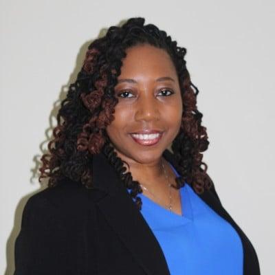 a photo of Nisha Hall, owner of Niray LLC
