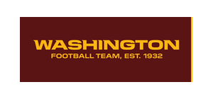 logo for The Washington Football Team