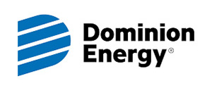 logo for dominion energy