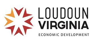logo for loudon economic development center