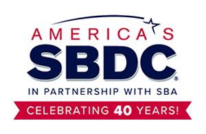 logo for america's sbdc