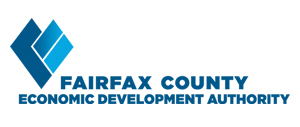 logo for fairfax county economic development authority