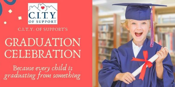 CITY of Support - CITY Programs - Graduation Celebration