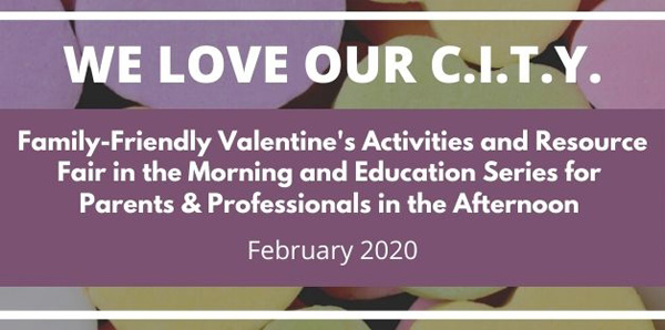 CITY of Support - CITY Programs - We Love Our City 2020