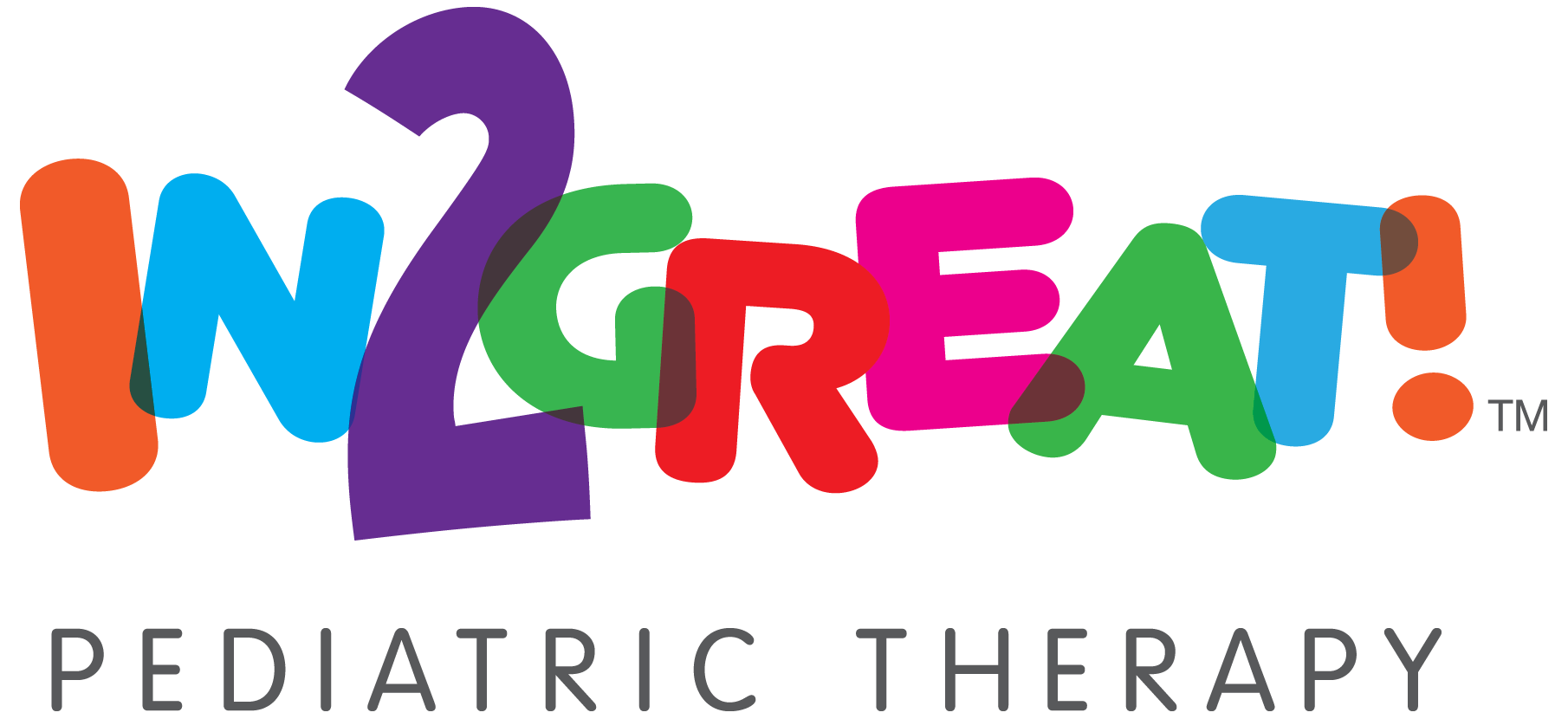 In2Great! Pediatric Therapy Logo