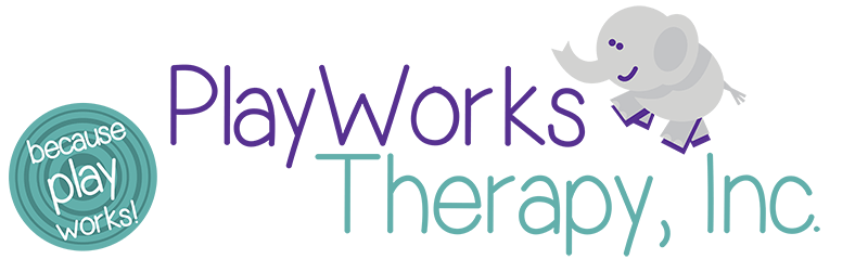 PlayWorks Therapy Logo