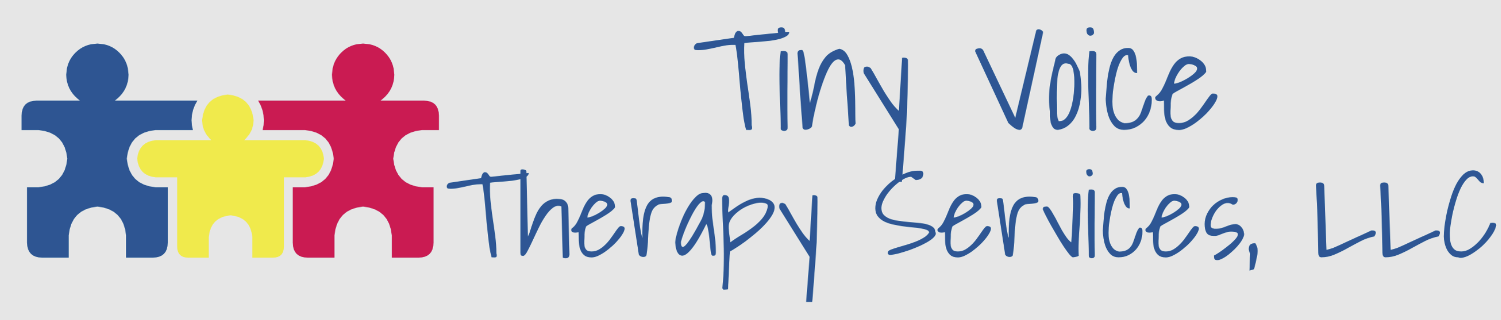 Tiny Voice Therapy Services Logo