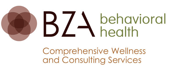 BZA Behavioral Health Logo