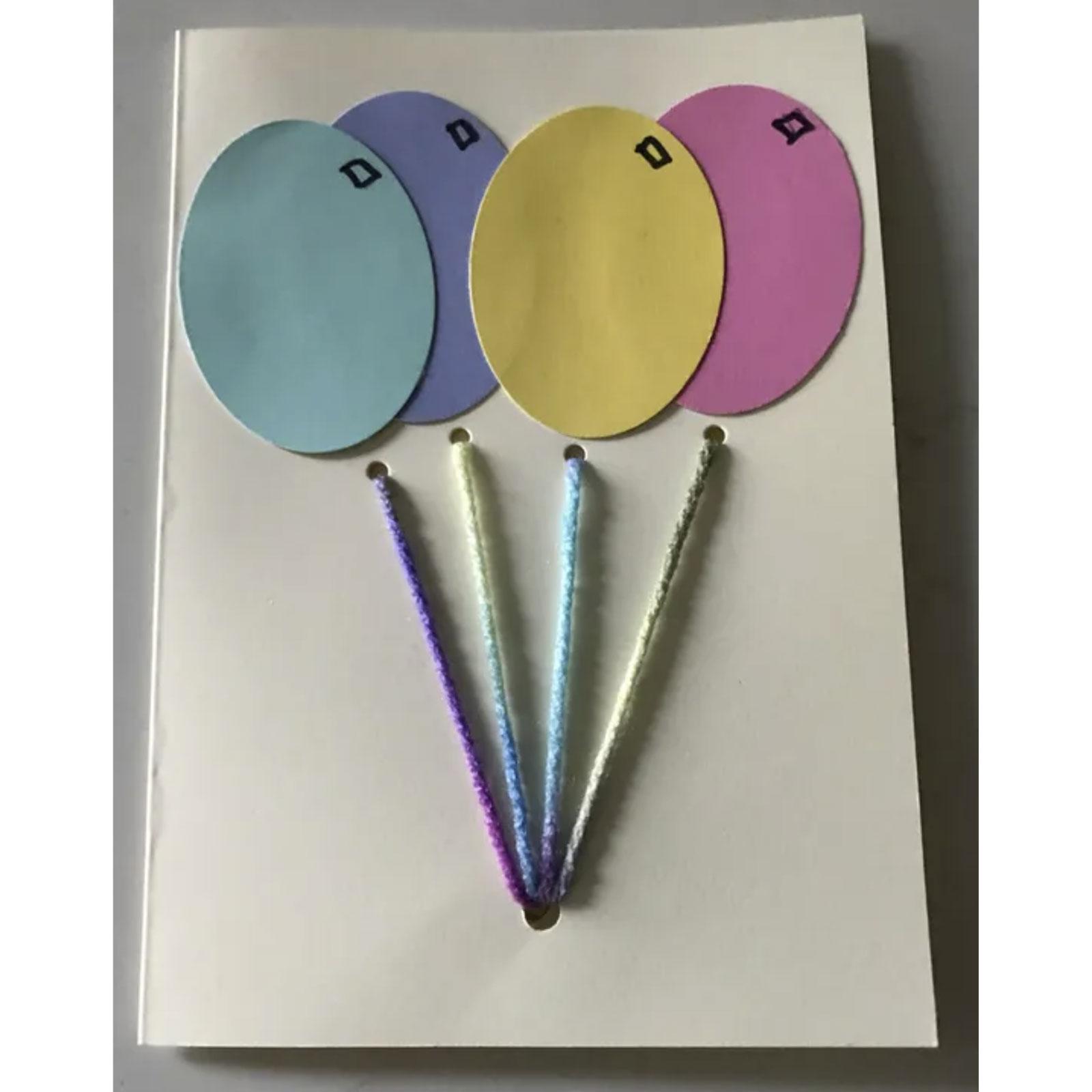 """Birthday Balloons!"""