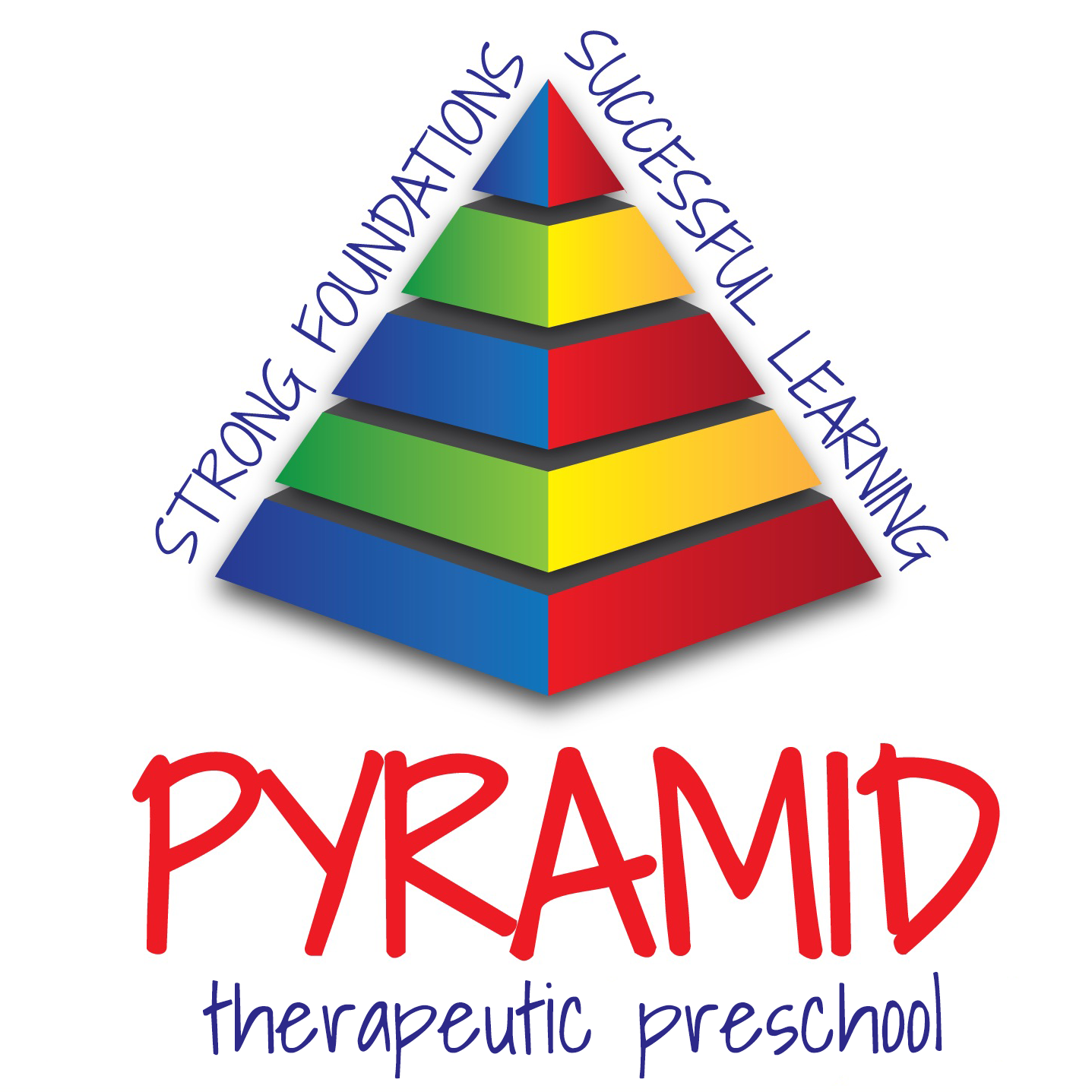 Pyramid Therapeutic Preschool Logo