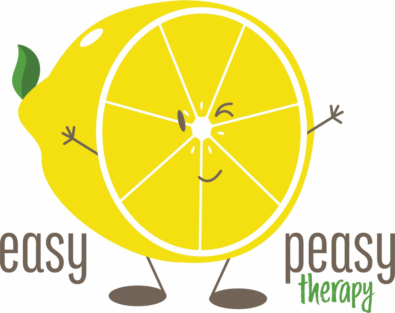 Easy Peasy Therapy: Special Needs Therapeutic Potty Training Logo