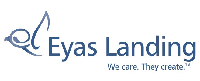 Eyas Landing Logo